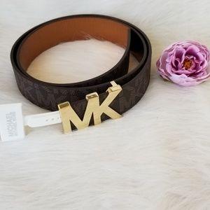 Michael Kors  woman's leather  belt